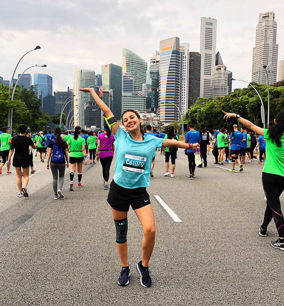 Standard Chartered Singapore Marathon 2017 Review by Carla Dunareanu