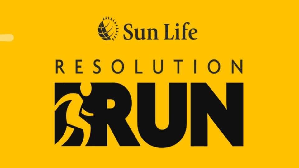 SunLife Resolution Run 2018