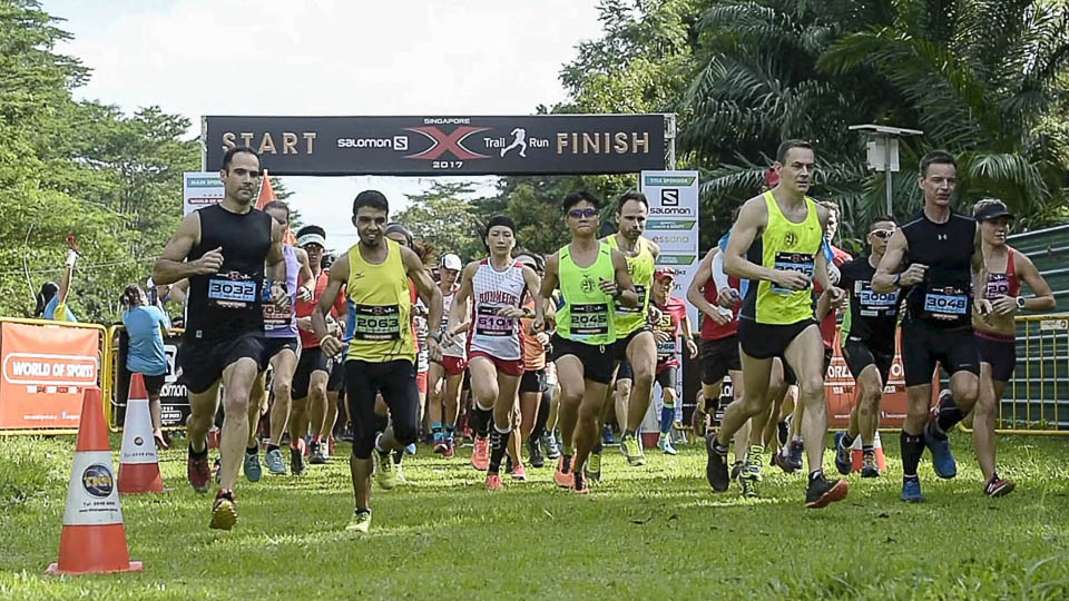 Top 10 Singapore Running Events Of 2017 - Salomon X-Trail Run