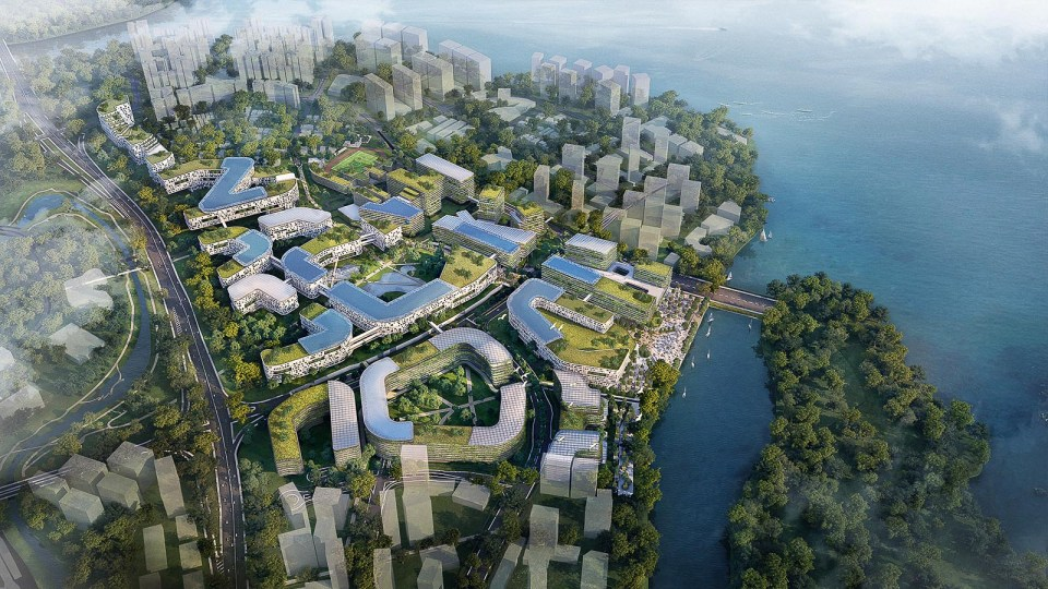Punggol Digital District Gives Runners More Reasons to Run at Punggol Soon