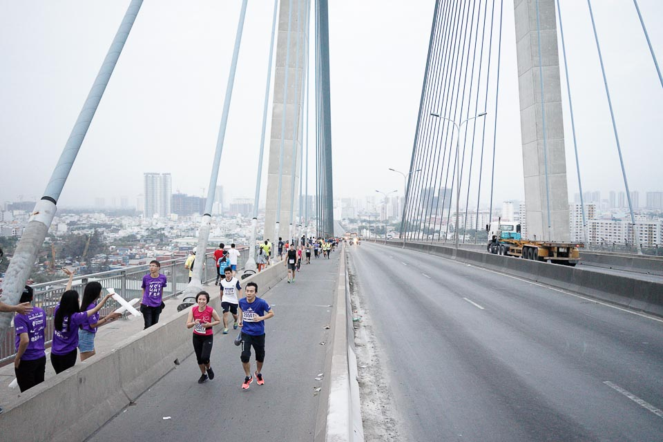 Runners Joined HCMC Marathon 2018 With a Big Dream