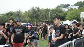 Transformers Run Singapore 2018 Race Photos
