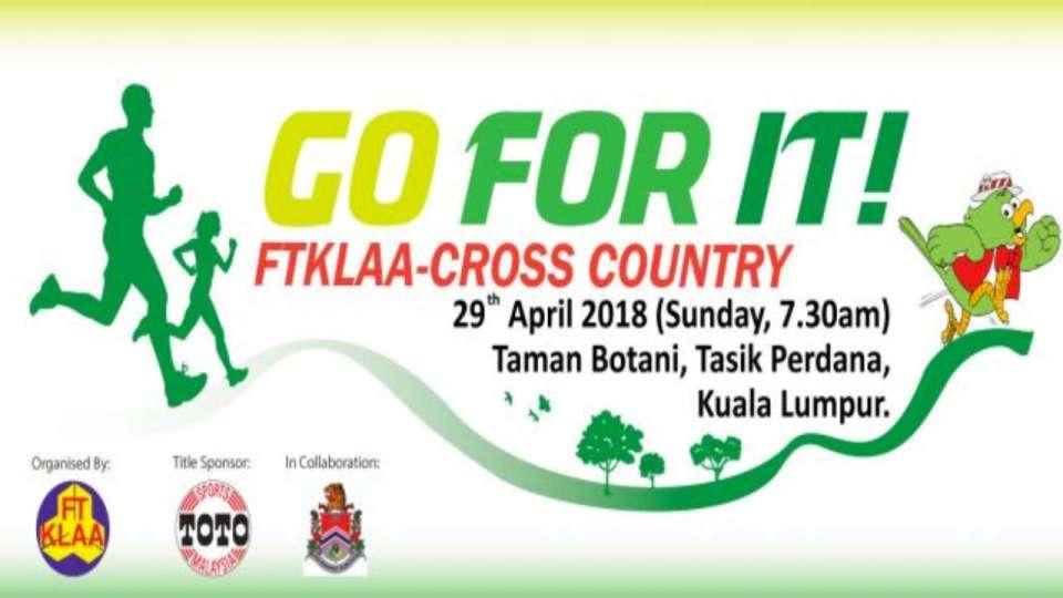 GO FOR IT! FTKLAA Cross Country 2018