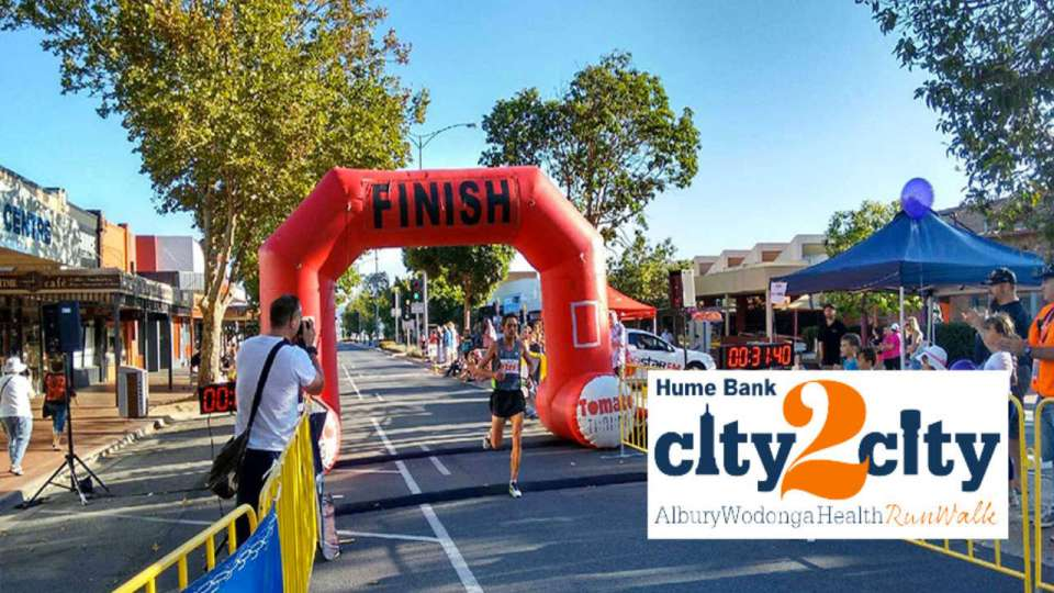 Hume Bank City2City Run Walk 2018