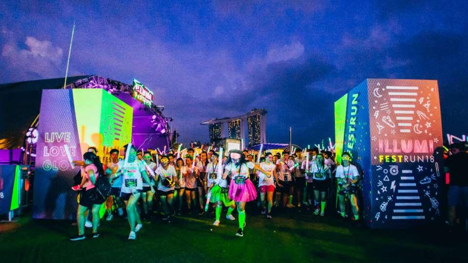 ILLUMI Fest Run 2018