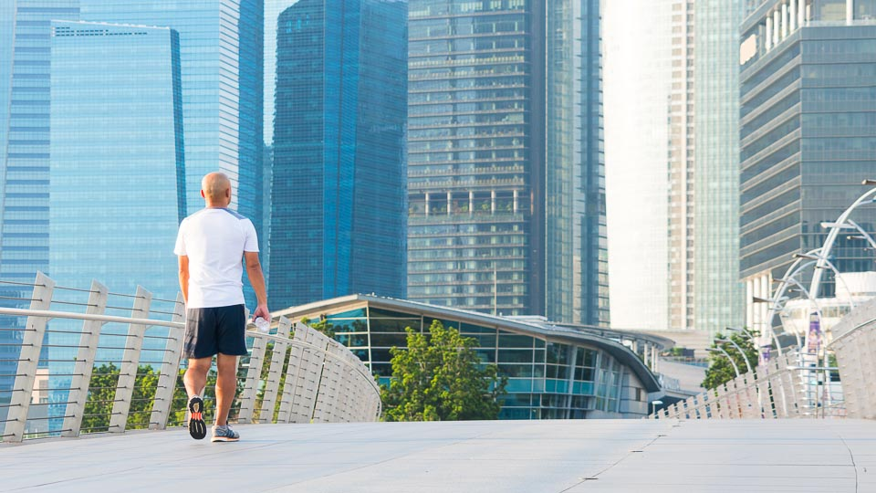 """Ultraviolet Radiation in Singapore Hit """"Extreme"""" Level, Runners Should Take Precautions When Running in the Afternoon"""