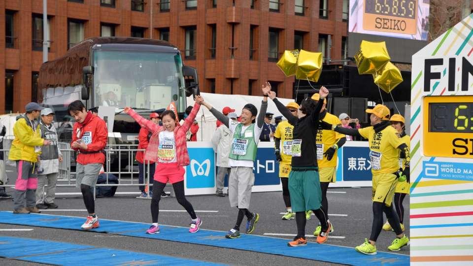 Tokyo Marathon 2018 Race Results: The Day We Unite