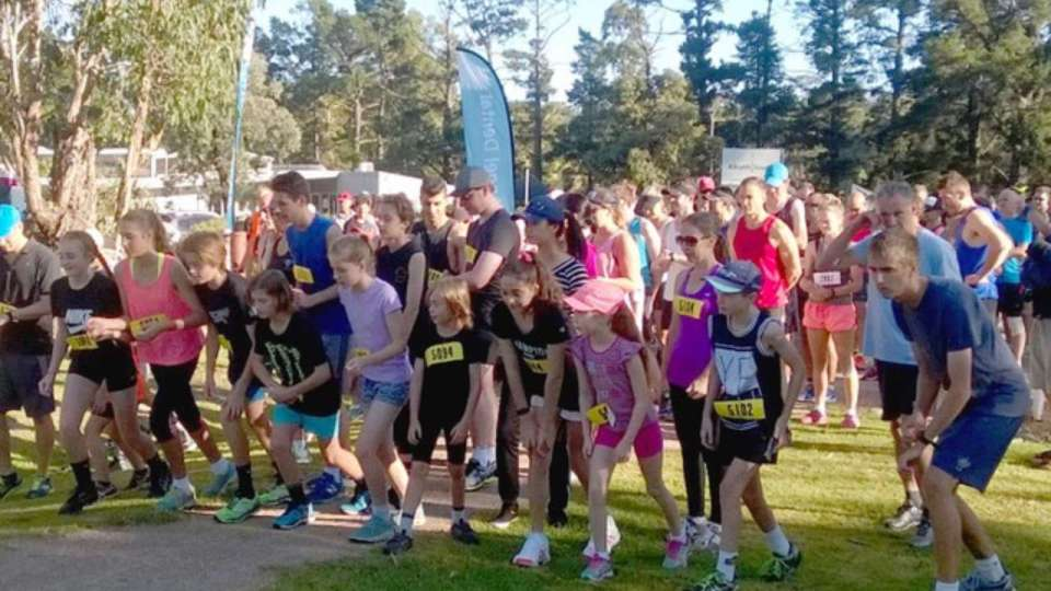 Victorian Baptist Fun Run 2018