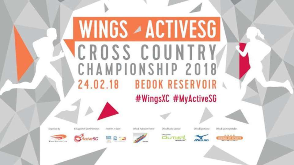 Wings ActiveSG Cross Country Championship 2018