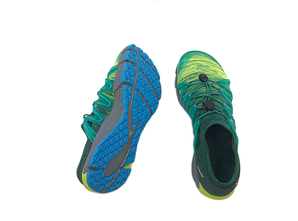 It's No Mystery Why New Merrell Bare Access Shoes Flex Knit Are James Bond-Worthy