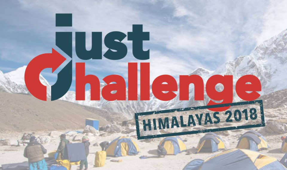 Just Challenge Raised over $2.75 million HKD Through Trekking The Himalayas