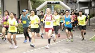 Run For Light 2018 Race Results: A Good Time at Punggol Waterway Park
