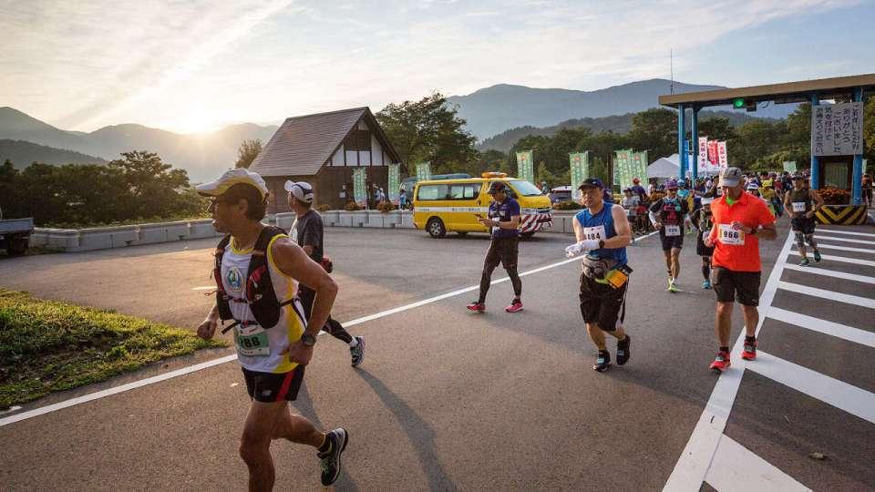 The 6th Hakusan Shirakawago Ultramarathon 2018