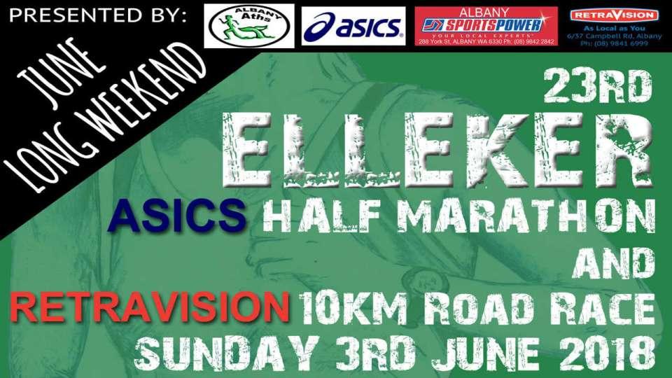 Asics Elleker Half Marathon & 10K 2018
