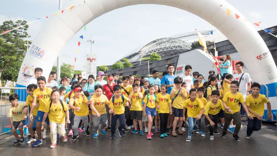 Run and Raisin' 2018: Singapore's Most Fruitful Charity Run is Back!