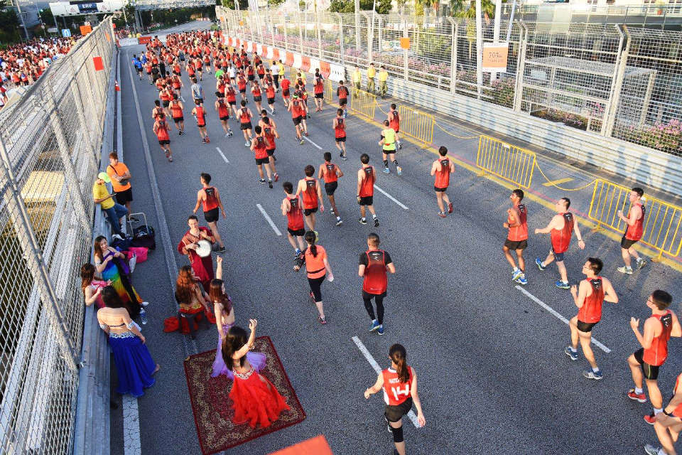 SAFRA Singapore Bay Run & Army Half Marathon To Intensify Runners' Experience
