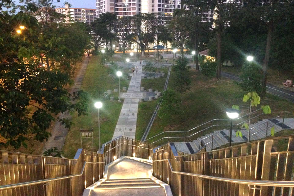Singapore Running Parks in The North
