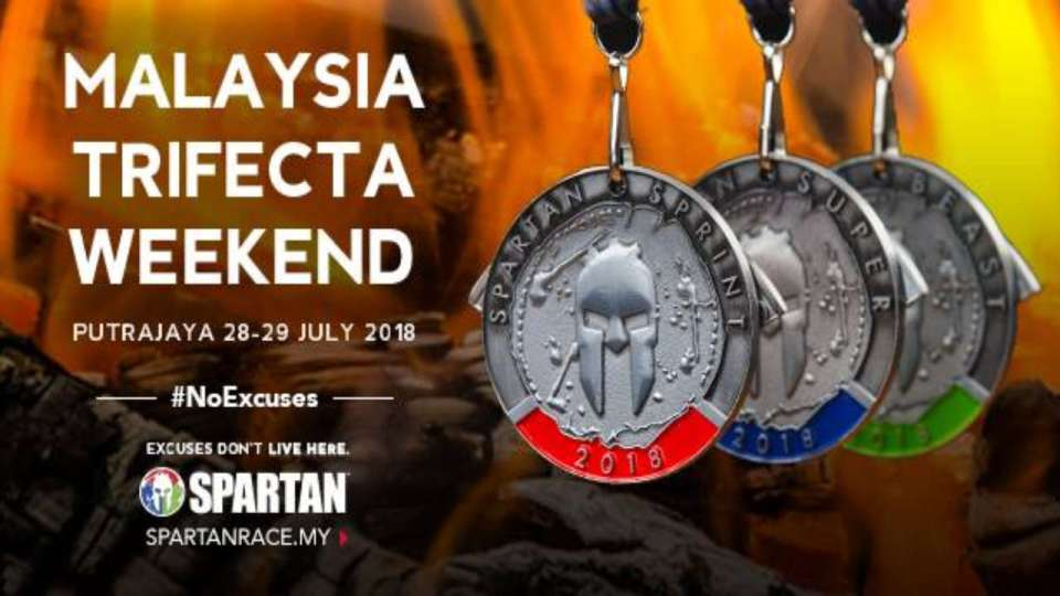 Putrajaya Trifecta Weekend 2018