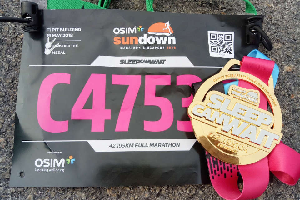 Sundown Marathon 2018 Race Review: It Just Gets Better