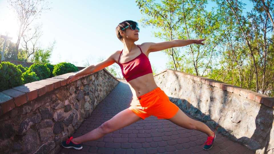Love Yoga and Running?: Join the International Yoga Day Run Challenge