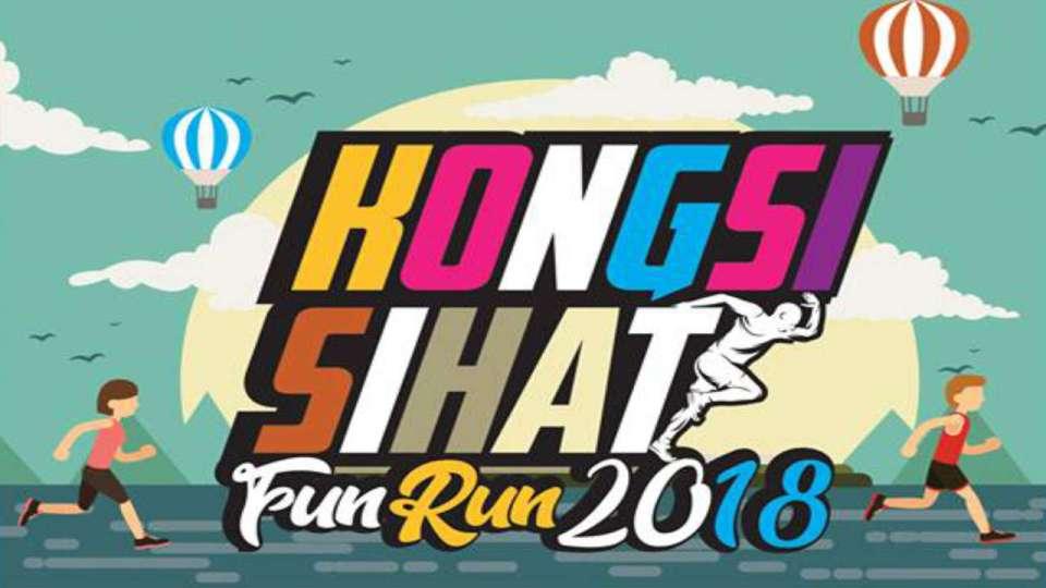 Kongsi Sihat Fun Run 2018