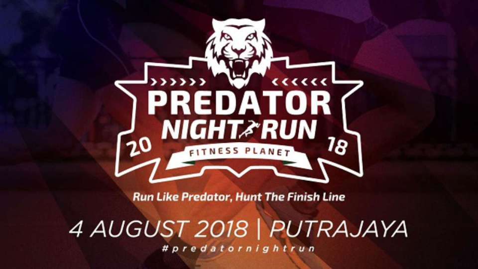 Predator Night Run 2018