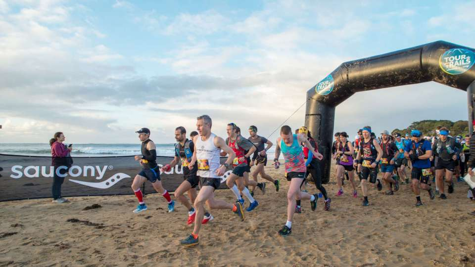 Surf Coast Trail Marathon Aims To Save The Rainforest Through Running