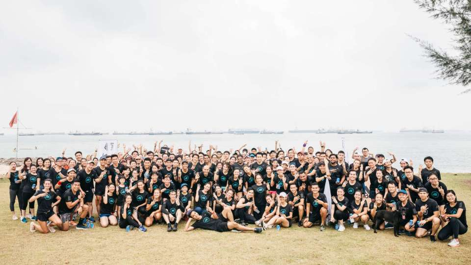 Closed To One Million Runners From All Over The World Joined Run For The Oceans 2018