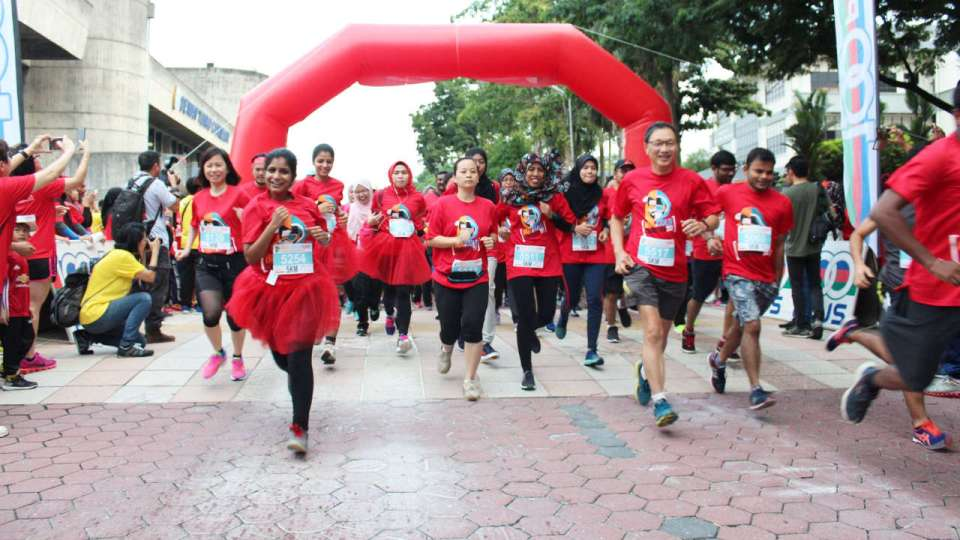 Hot & Cold Charity Run 2018