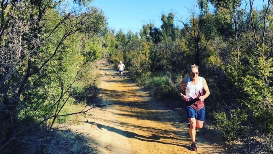 Runstrong King of Mountain 2018