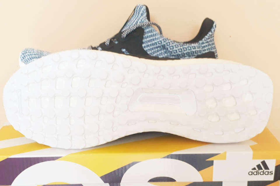 Think Long Distance Running, Think Adidas Ultraboost Parley