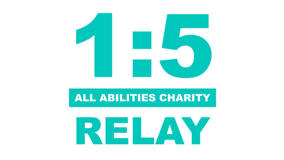 1:5 All Abilities Charity Relay 2018