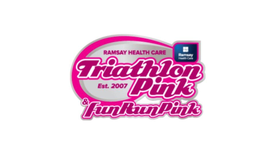 Triathlon Pink & Fun Run Pink 2018