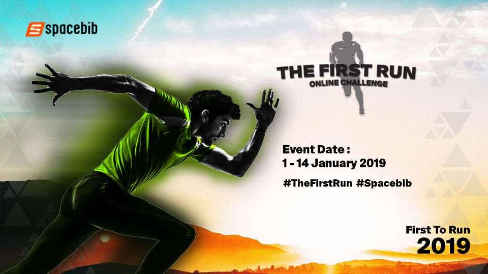The First Run Online Challenge 2019