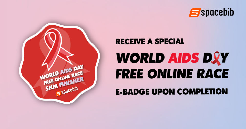 Want to Outrun AIDS? This Online Race at Spacebib is Right Up Your Alley!