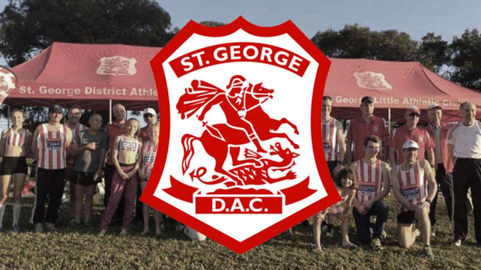 St George DAC - Summer Cross Country Series
