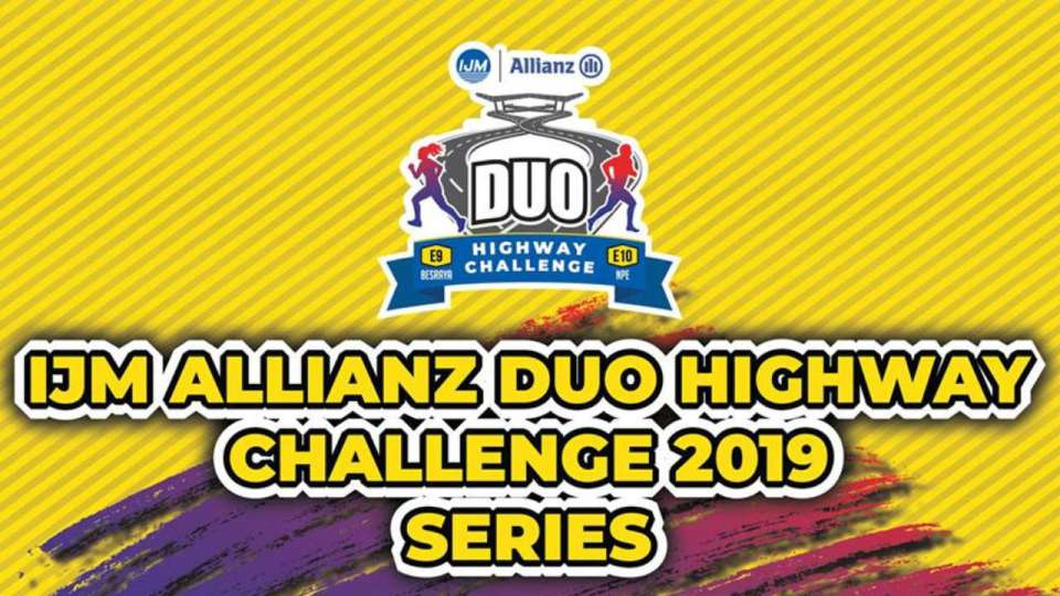 IJM Allianz Duo Highway Challenge 2019 – Besraya Highway Challenge (1st Series)