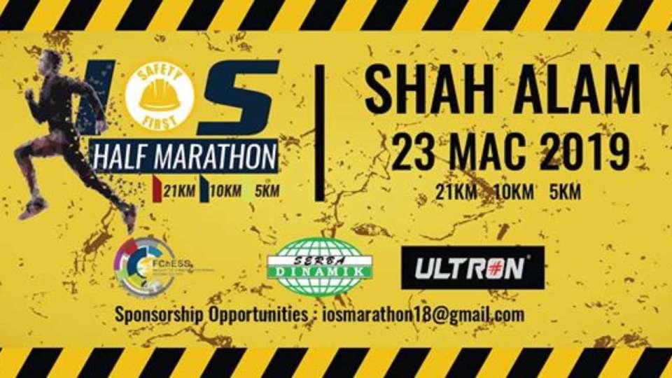 International Occupational Half Marathon 2019