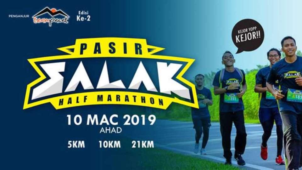 Pasir Salak Half Marathon 2019