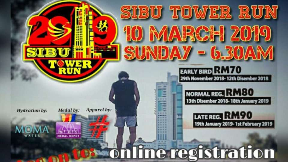 Sibu Tower Run 2019