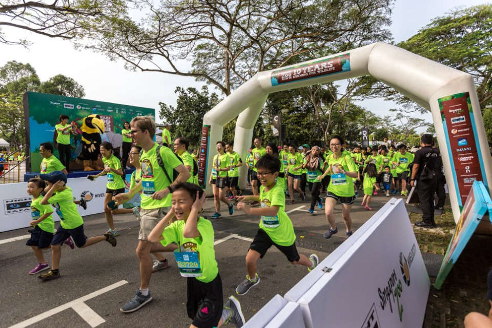 Top 10 Singapore Running Events of 2018 According to Participants