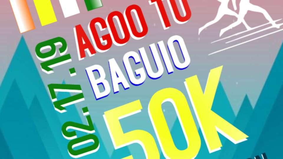 Agoo to Baguio 50K Ultramarathon 2019