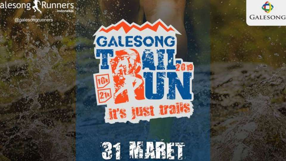 Galesong Trail Run 2019