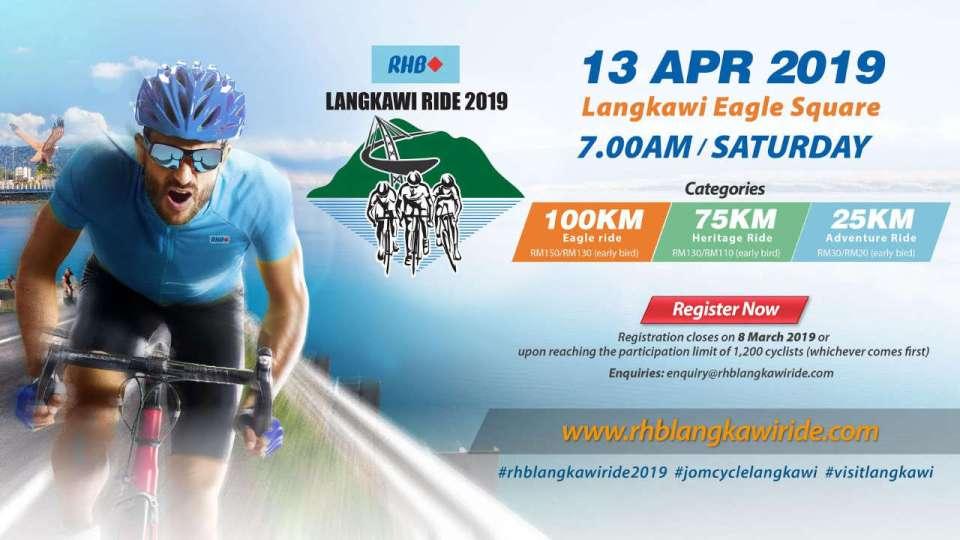 RHB Langkawi Ride 2019