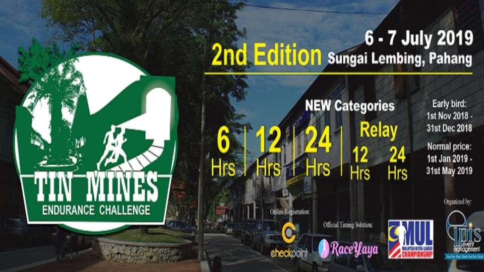 Tin Mines Endurance Challenge 2nd Edition 2019