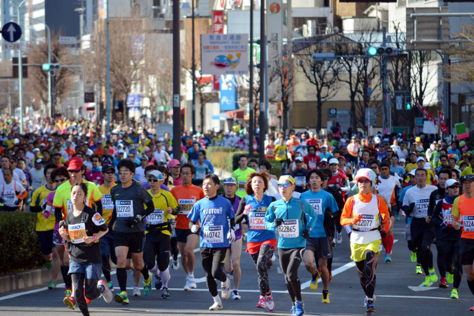 World Marathon Majors Qualifying Marathons in Asia