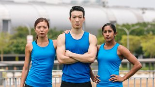 2019 SEA Games: POCARI SWEAT Teams Up With Singapore Athletics