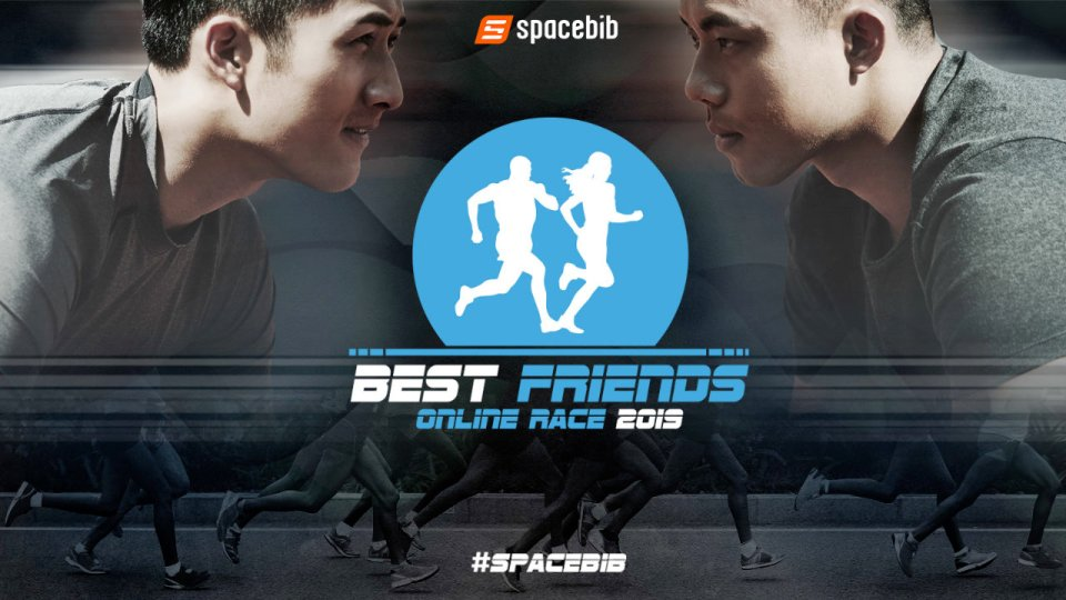 Best Friends Online Race 2019