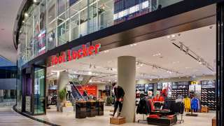 Foot Locker Opens in Jewel Changi Airport