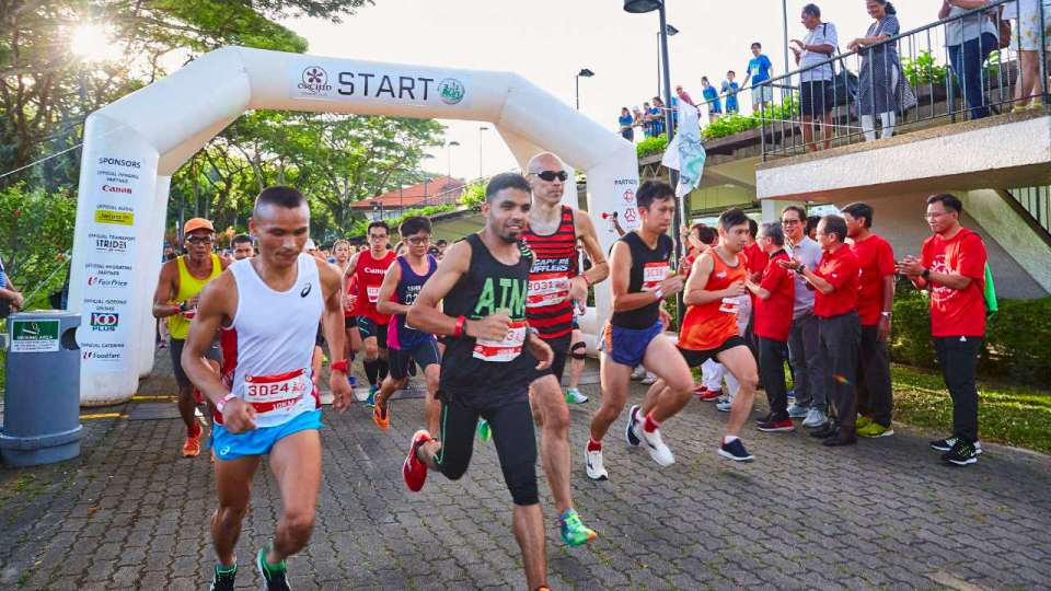 Nee Soon FUNtARTstic 3Ten Run 2019